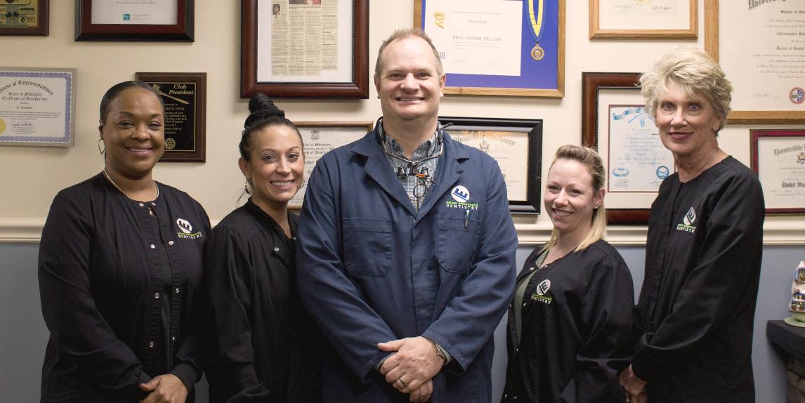 Patient Empowered Dentistry staff 2020